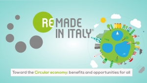 "Discovering ""Remade in Italy"": Ecoservice's new product certification"
