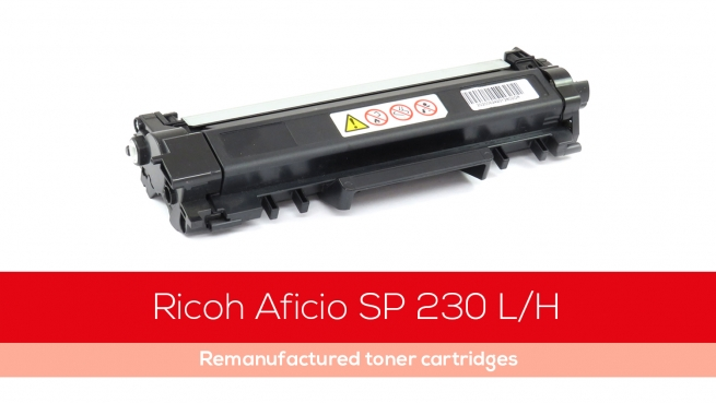 Now Available: Ricoh SP 230 L/H  !