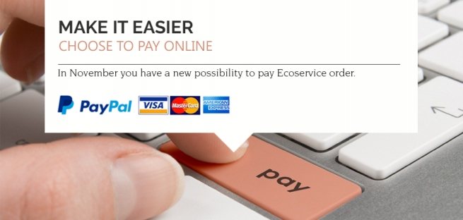 Online payment with Paypal