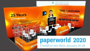 Paperworld 2020, 25-28 January, our stand preview!