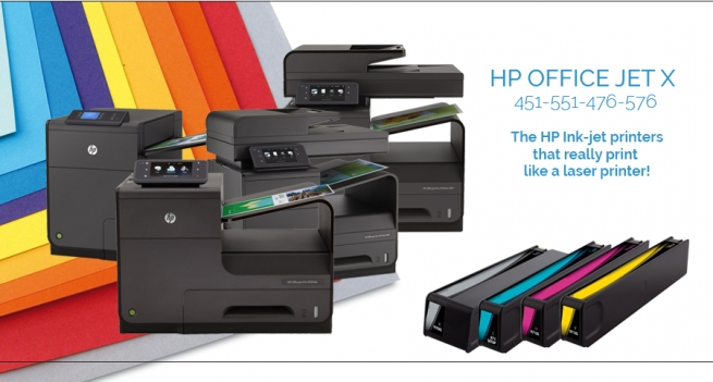 Remanufactured HP Ink-Jet 970/971