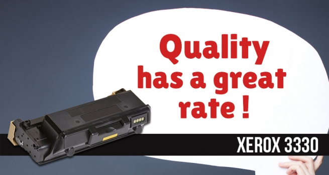 Xerox - Quality has a great rate!