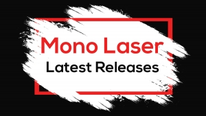 July 2020: Mono Laser latest releases at Ecoservice!