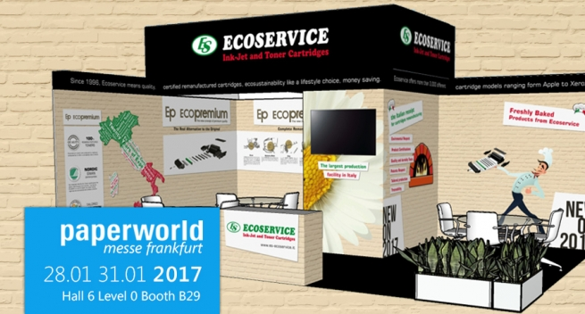 Paperworld 2017: come visit!