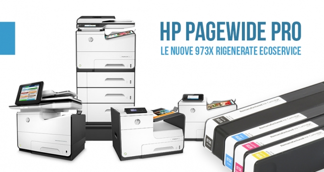 HP 973X - Nuove Ink-Jet Ecoservice
