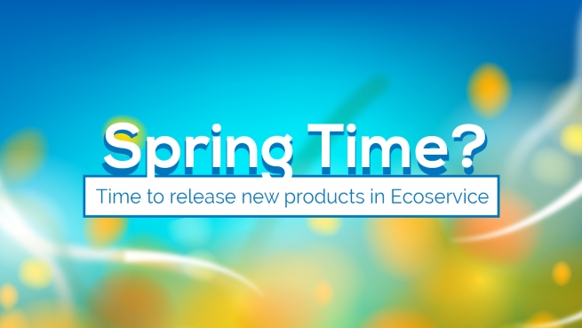 Spring Time: discover the new toner cartridges available at Ecoservice house!
