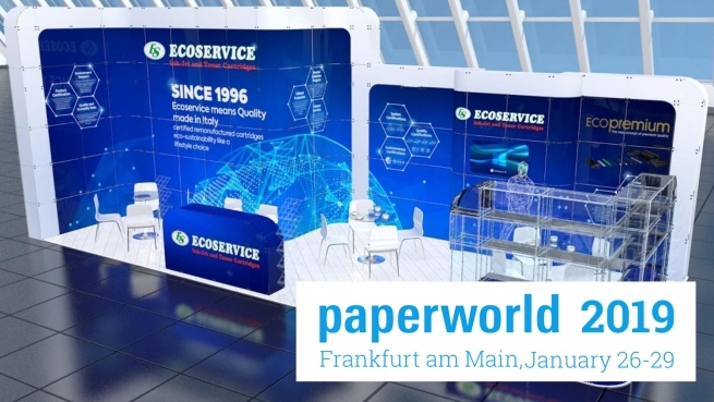Paperworld 2019, 26-29 january, our stand preview!