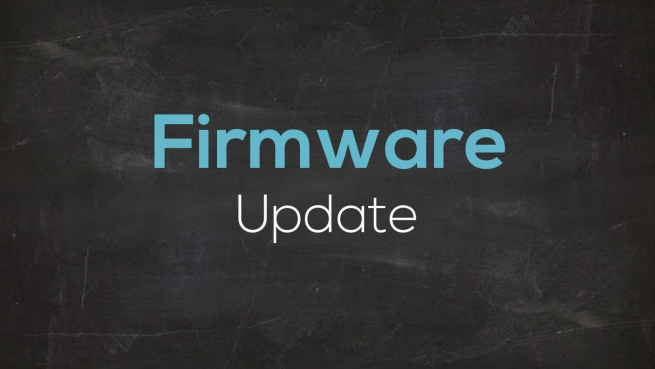 HP CF500 / 510/530/540: Important Firmware Update Information